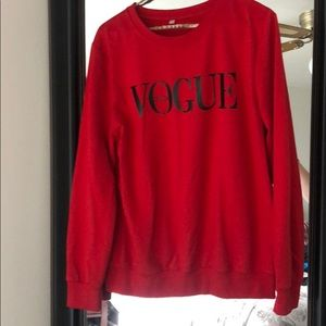 Sweaters - Vogue sweater